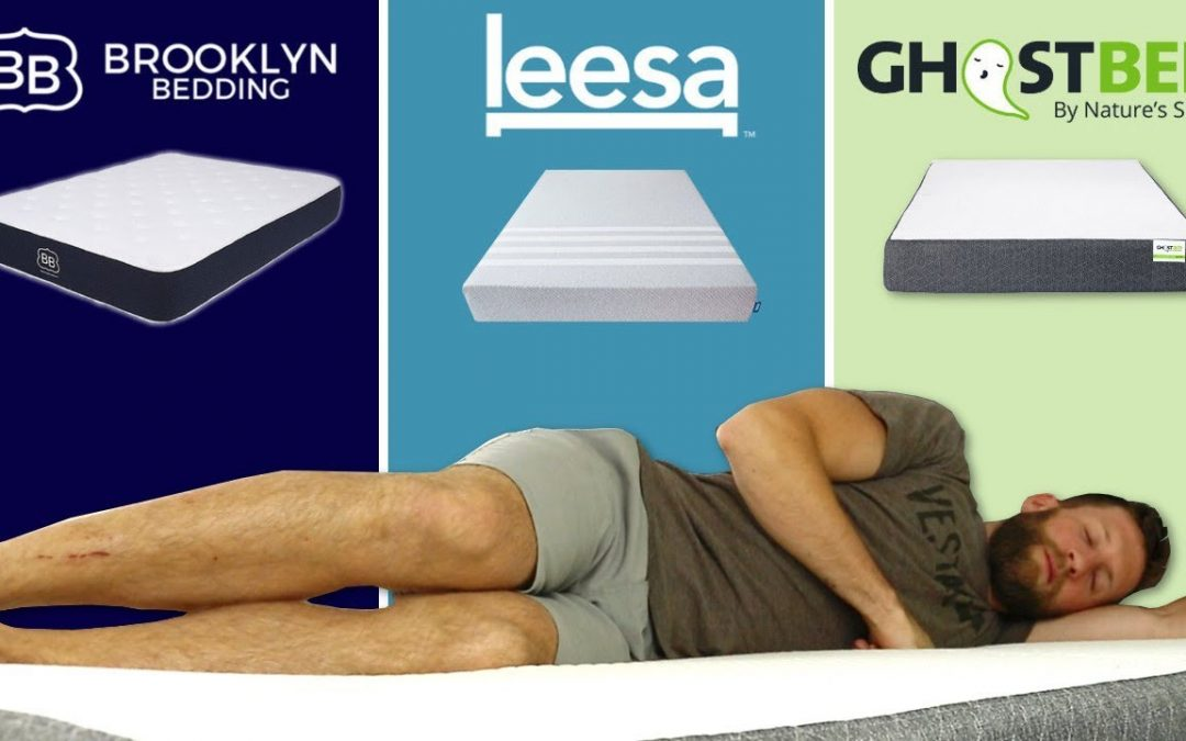 Best Mattress Under $500: Brooklyn Bedding vs GhostBed