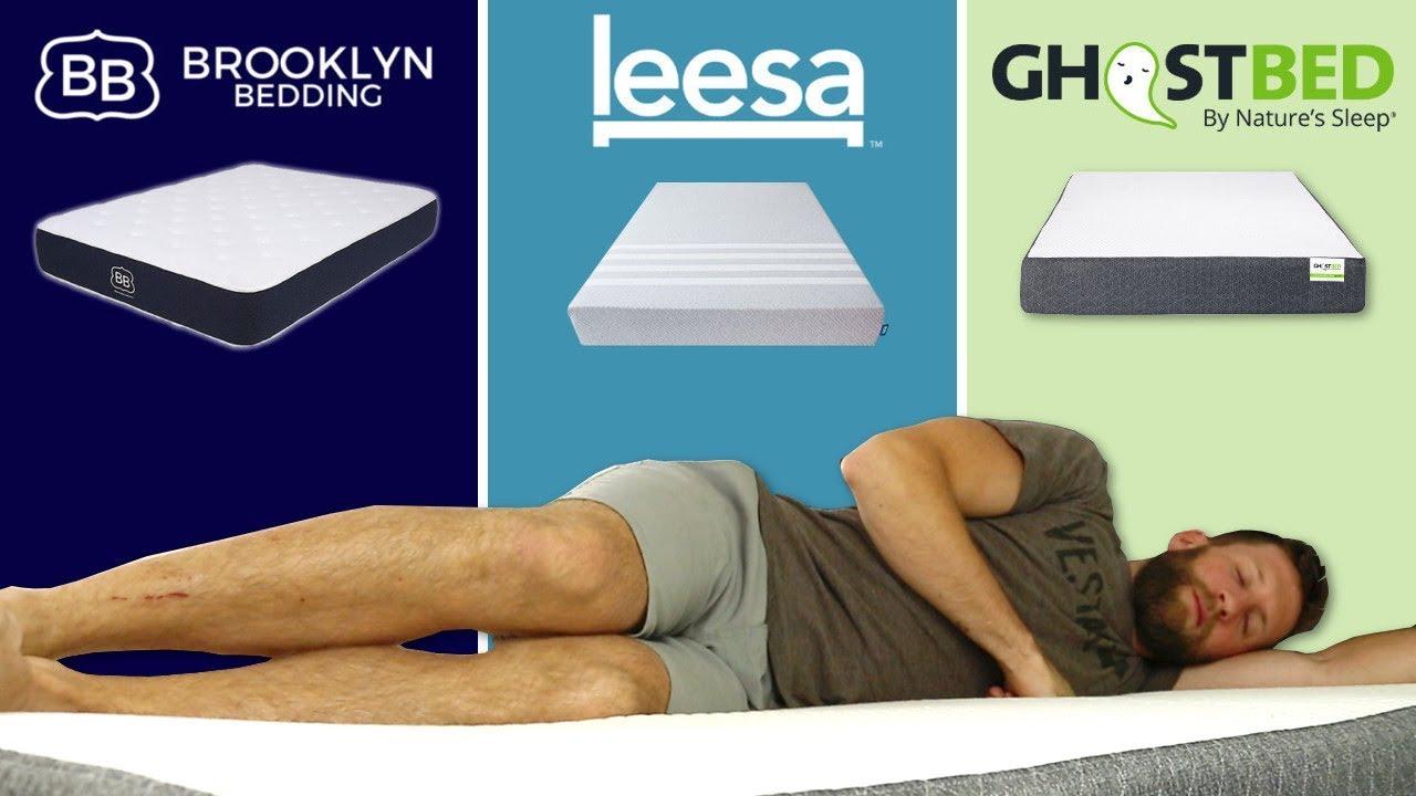 Best Mattress Under $500: Brooklyn Bedding vs GhostBed